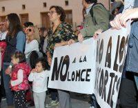 Unas 500 personas cierran la jornada de huelga estudiantil con una concentración