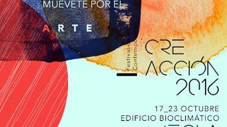 Hoy comienza la novena edición del festival Cre-Acción