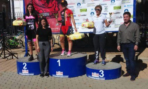 Rosa Alacid sube al podio en Elche de la Sierra