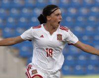 ¡Gol de bronce: Eva Navarro se cuelga la medalla!