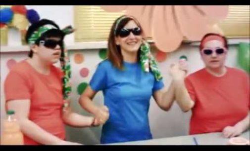 """Segunda parte del vídeo de la campaña """"Yo soy AMPY"""""""
