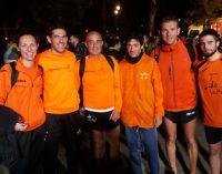 Tres medallas en el campeonato regional de 10Km en ruta