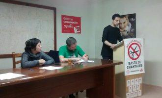 Martínez asegura que IU en Yecla tiene un debate pendiente sobre Podemos