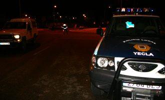 Detienen a un conductor tan borracho que no pudieron hacerle la prueba de alcoholemia