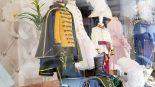 Se muestran en público los trajes de los pajes de las Fiestas de la Virgen