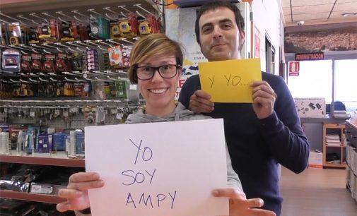 """El pretendido insulto """"yo soy un AMPY"""" inspira una campaña a favor de la asociación"""