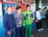 Samuel y David Martínez, campeones del Máster de Pádel de Menores