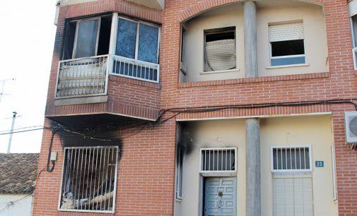Detenido un joven al que le atribuyen cinco incendios en viviendas de Yecla