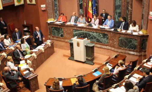 Izquierda Unida rechaza el techo de gasto aplicado en los presupuestos regionales