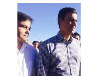 Sánchez elige como interlocutor a Santa en su próxima visita a Yecla