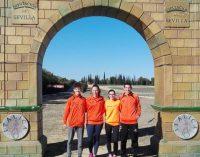 El ADA Yeclano concluye 12º en el Campeonato de España de Relevos