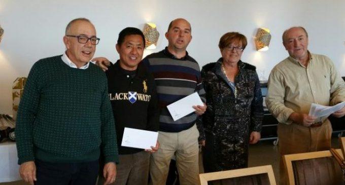 El Club de Golf Altiplano celebra su Campeonato de Navidad