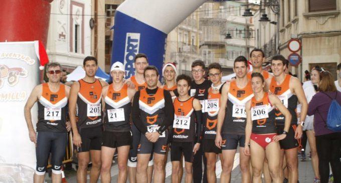 Pleno de podios para los triatletas en Jumilla