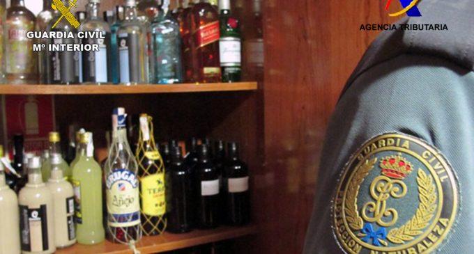 Incautan alcohol adulterado en un establecimiento de alimentación de la ciudad
