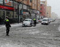 El día después del colapso provocado por la nevada