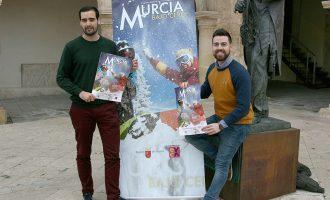 """""""Murcia bajo cero"""" oferta actividades de esquí para los jóvenes"""