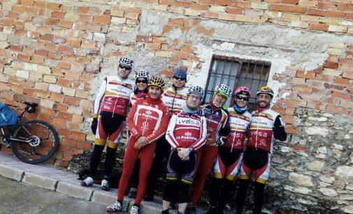 Buen papel de las ciclistas en Ontur