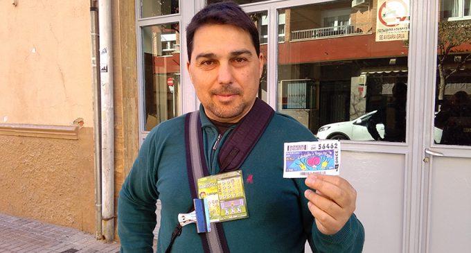 El cupón de la ONCE deja un premio de 350.000 euros en Yecla