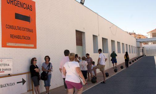 El PSOE pide una consulta de urgencias pediátricas en el hospital