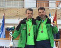 Grandioso podio de Pedro Juan Zafrilla en los 100 km pedestres