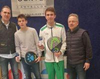 Los hermanos Martínez Soriano ganan el torneo de pádel de Castellón