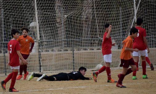 Tres victorias, un empate y una derrota para la EF Ciudad de Yecla