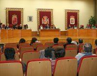 Pleno de transición en el consistorio