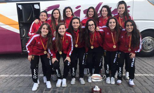 Dos partidazos proclaman a Murcia campeona de España de fútbol sala