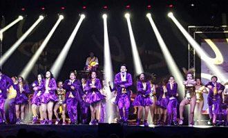 Los grupos yeclanos arrasan el Concurso Coreográfico del Carnaval de Cartagena
