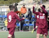 Dos empates, dos derrotas y dos victorias para la EF Ciudad de Yecla