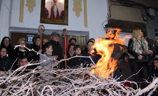 Fin de semana de las fiestas de San Blas