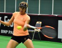 María José Martínez gana enteros en individuales