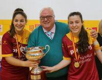 Patricia Ortega, pichichi y campeona de España de fútbol sala