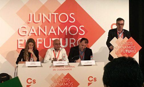 Antonio Puche es elegido miembro del Consejo General de Ciudadanos