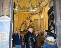 La Virgen de las Angustias viajará a Caravaca para la exposición del Año Jubilar
