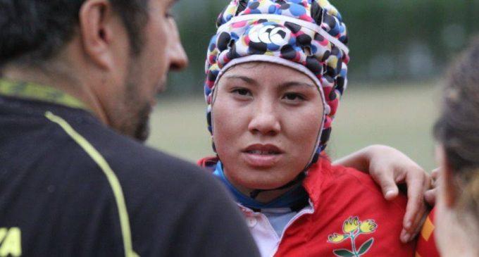 Cristina Song, una yeclana en la elite del rugby femenino