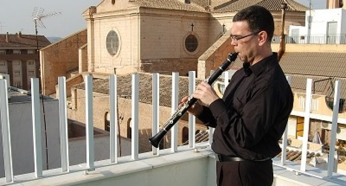 """Elías Ibáñez consigue un primer premio del IV Concurso de Composición """"Música Jove"""""""