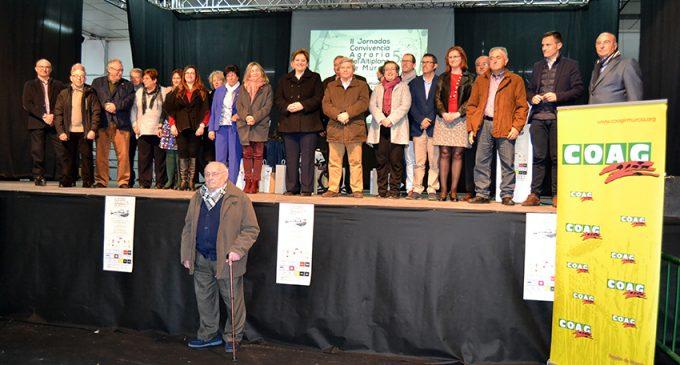 COAG reúne en Yecla a cientos de agricultores del Altiplano en una jornada de convivencia