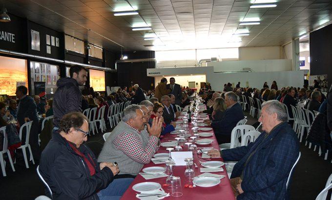 El recinto de la Feria del Mueble acogió la reunión.