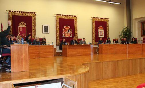 El pleno pide a Murcia que concierte todas las plazas de la residencia de AMPY