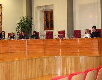 La propuesta de apoyo a PAS escenifica en el pleno el distanciamiento de PP y Ciudadanos