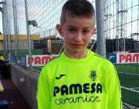 El pequeño Esteban, a prueba con el Villarreal