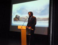 El escritor y periodista José María Zabala exalta al Cristo del Sepulcro