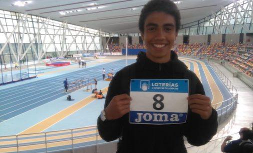 Michel Rabelo cae en primera ronda del Campeonato de España