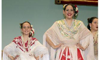 Irene Hernández y Lucía Lucas, reinas de las Fiestas de San Isidro 2017