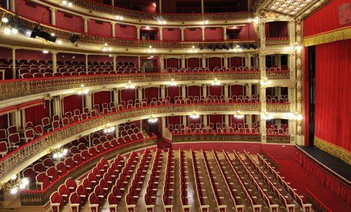 La Banda actúa en el Teatro Romea de Murcia