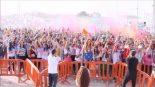 La San Marcos Colors Party reúne a cerca de 2.000 jóvenes