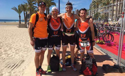 La temporada de triatlón arranca en Benidorm