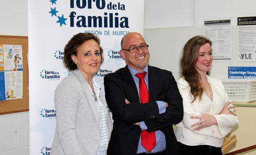 El Foro de la Familia constituye su primera asamblea local en Yecla