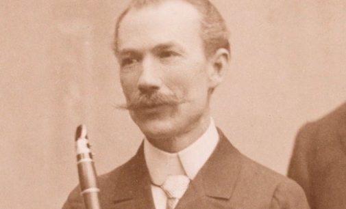 El yeclano Pedro Rubio redescubre la figura del olvidado clarinetista Manuel Gómez